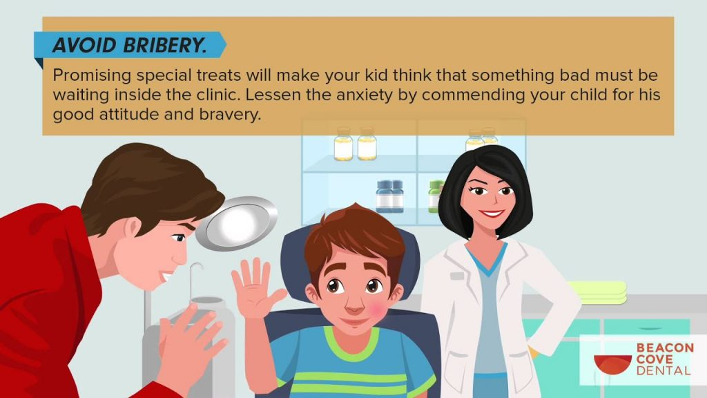 How to Ease Your Kid's Fear of Dentists