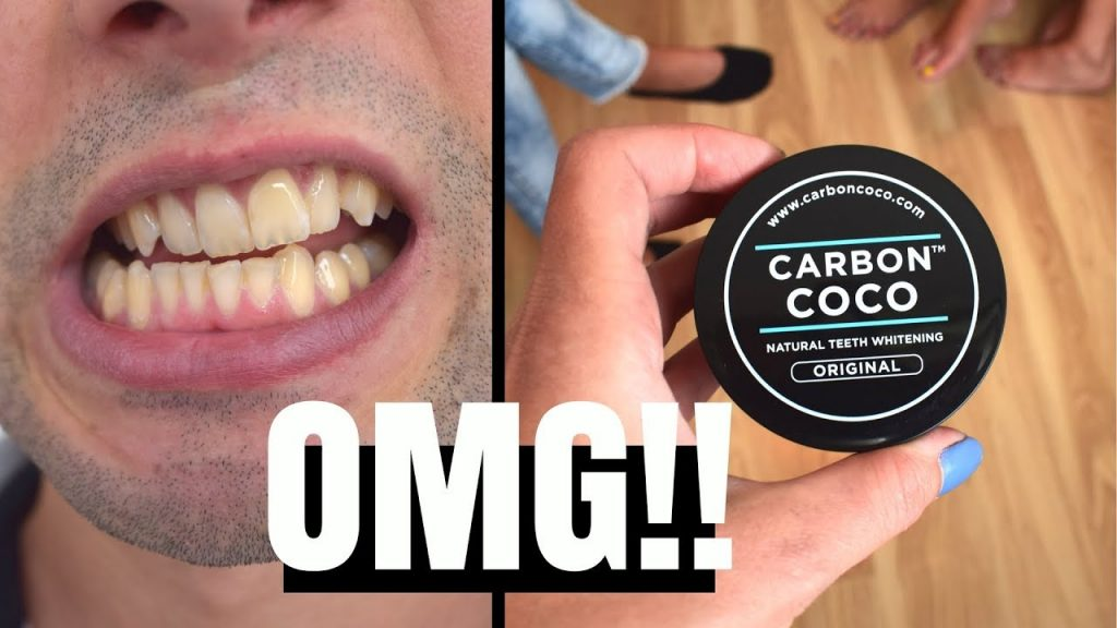 ACTIVATED CHARCOAL POWDER – TEETH WHITENING – review