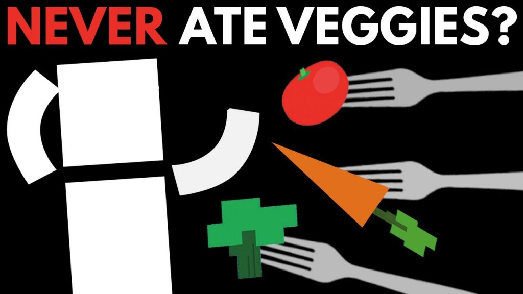 What If You Never Ate Fruits And Vegetables?