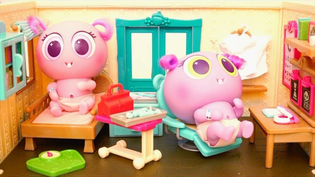 Tooth Fairy Mix Up ! Toys and Dolls Fun for Kids with Cute Baby Doll Play | SWTAD