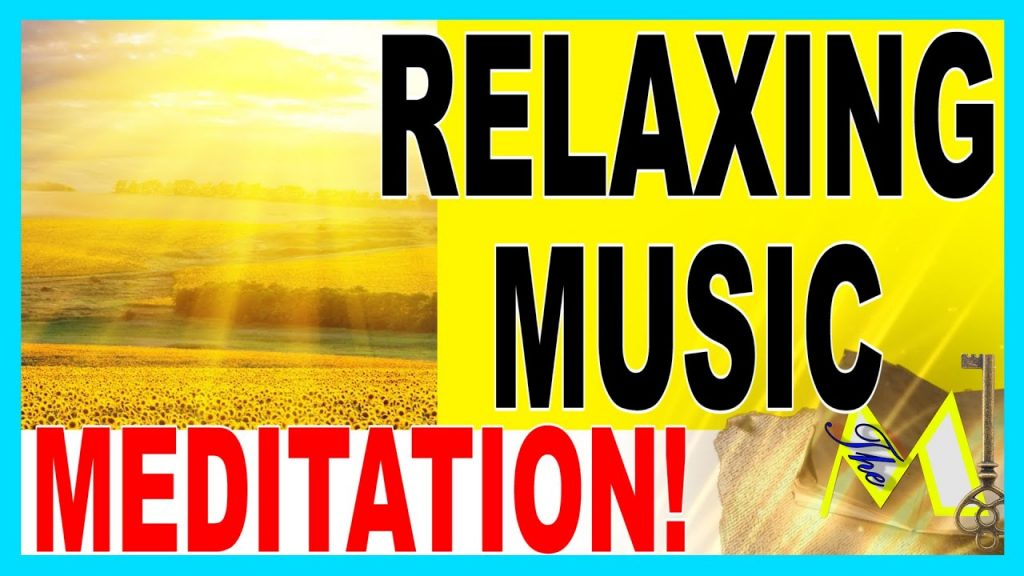 MEDITATION MUSIC! … Season 01 E03 – Calming Color Relaxation Visualization!