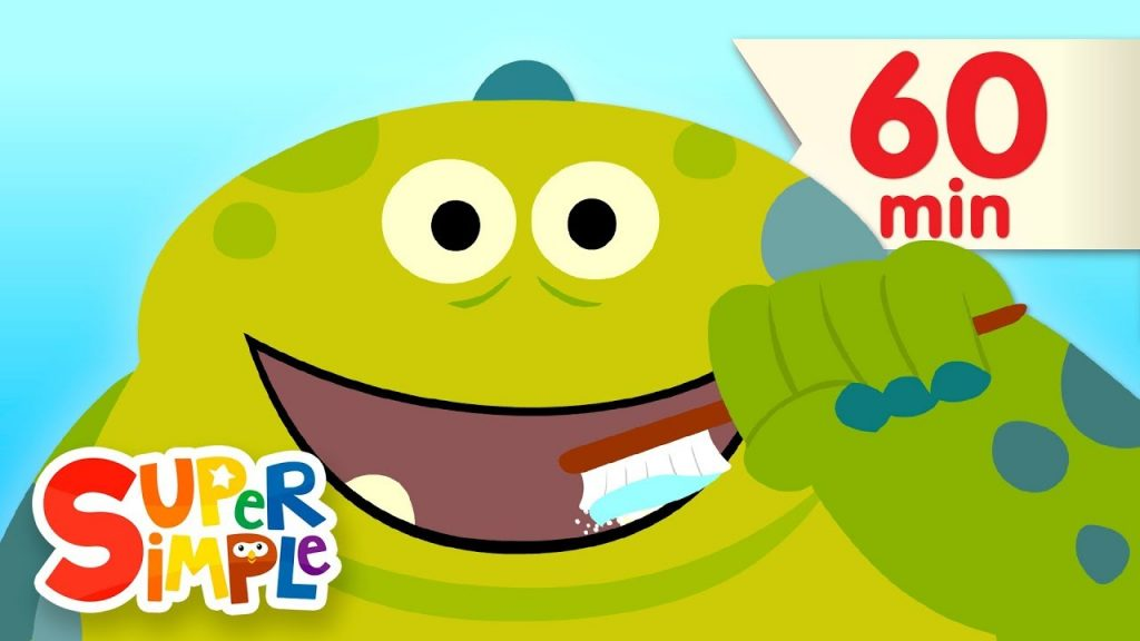 Brush Your Teeth + More | Kids Songs | Super Simple Songs