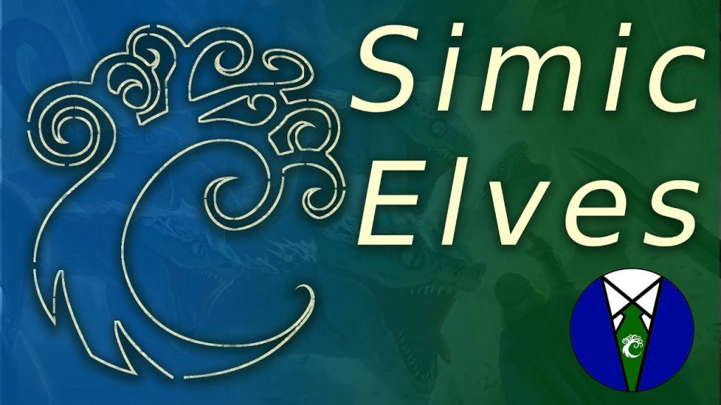 Simic Elves! MTG – Standard, 3/17/19