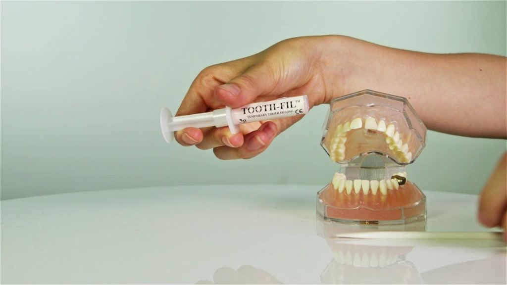 Dr Denti Tooth Fil – How to temporarily fill your tooth on lost filling instantly