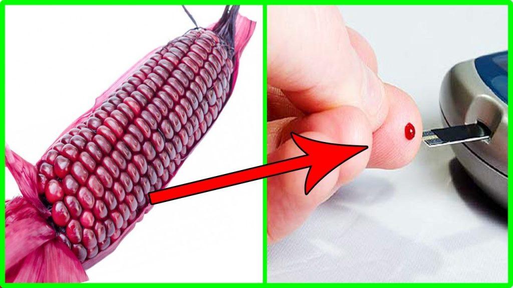 Purple Corn Health Benefits for Diabetes   Diabetic Diet