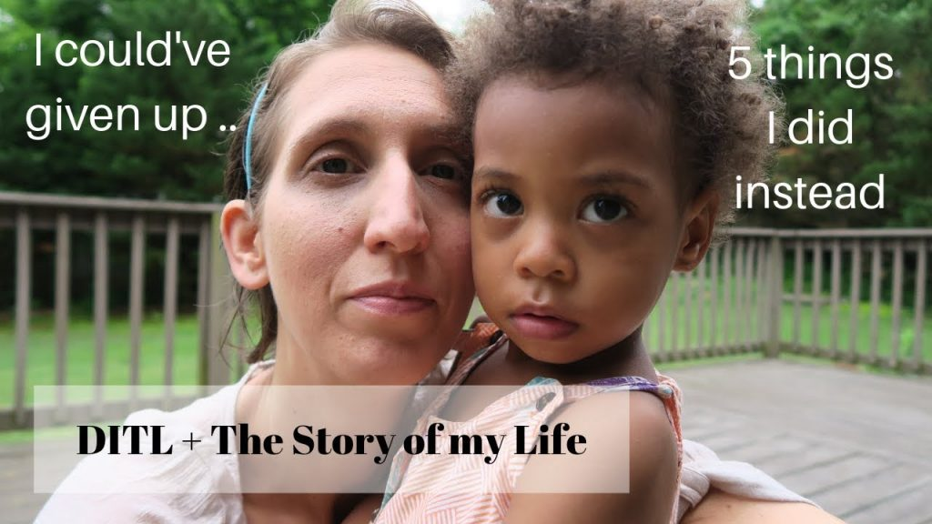 A Day in our Life (or rather a morning)* Vegan Homeschooling (TJED) Mom of 4 + The Story of My Life