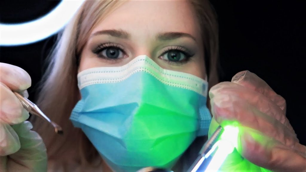 GENTLE Dental Exam and Cleaning 👄 ASMR