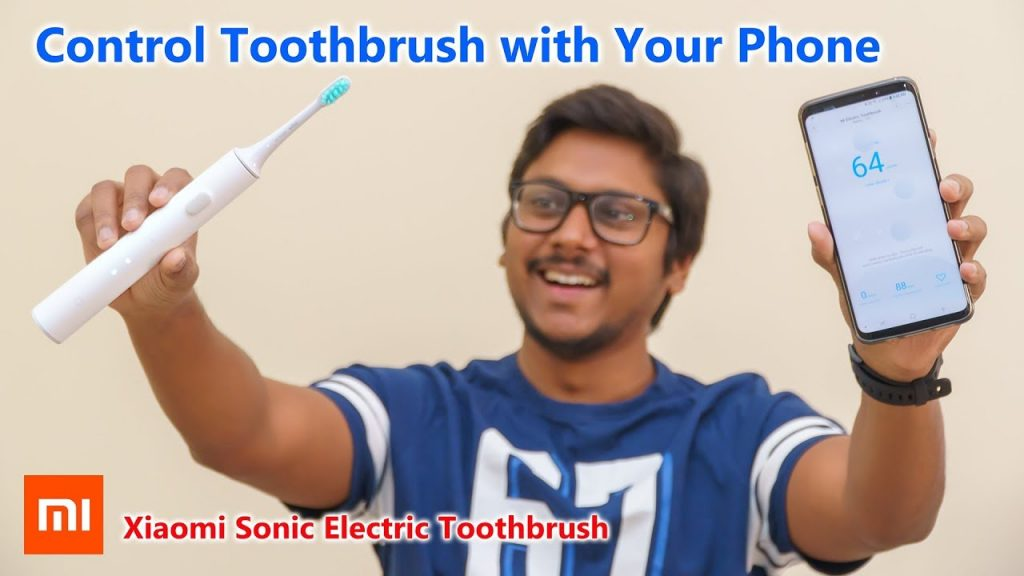 Xiaomi's New Smart Electric Toothbrush…This is Crazy !!