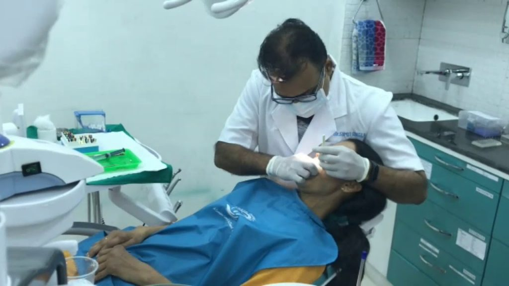 Painless Root Canal Treatment@ Nayra Dental Care-Hisar