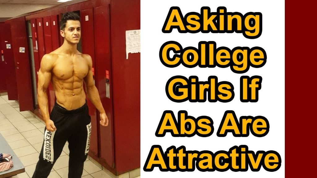 Asking GIRLS If They Like Guys With SIX PACK ABS (What Girls Think Of Muscular Guys)