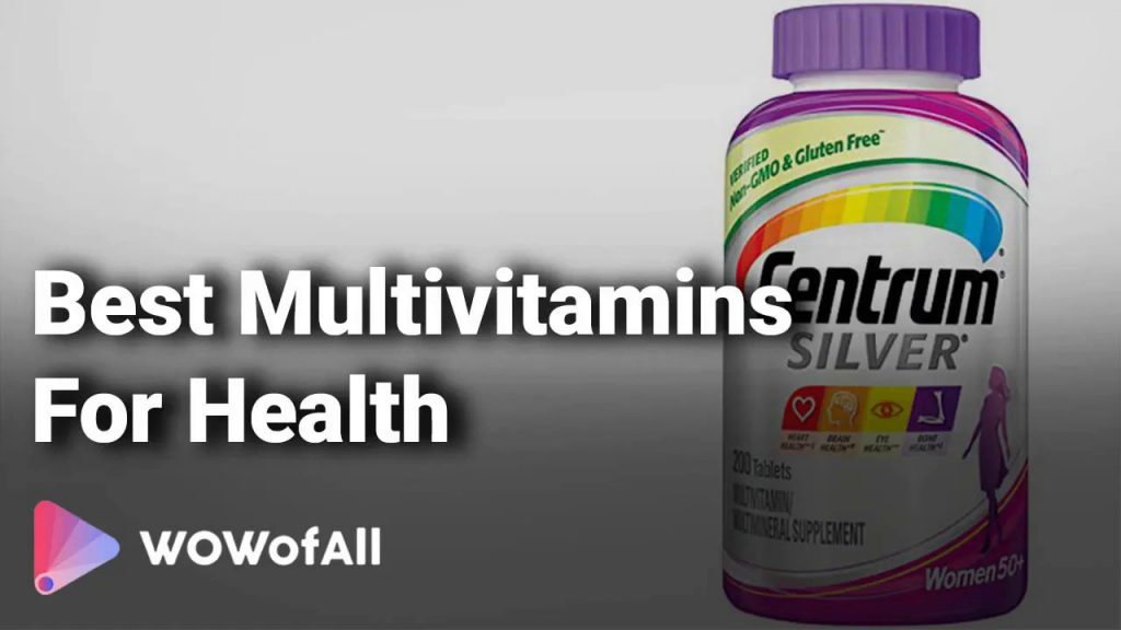 Best Multivitamins For Health in India: Complete List with Features, Price Range & Details – 2019