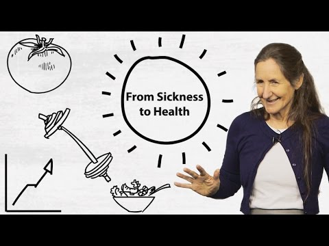 3011 – Osteoporosis / From Sickness to Health – Barbara O'Neill
