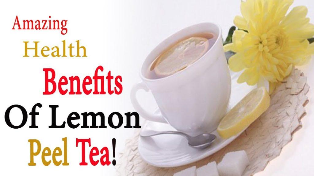 Lemon Tea Benefits Amazing Lemon Peel   Amazing Health Benefits of Lemon Peel Tea