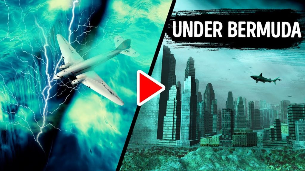 A city on the Bottom of the Bermuda Triangle