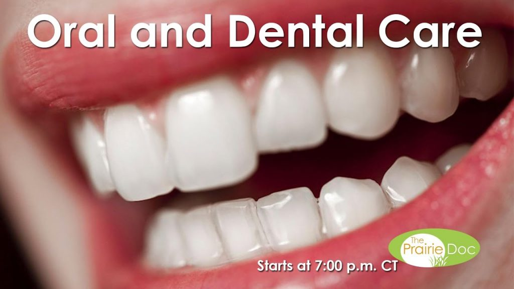 Dental and Oral Health Issues | On Call with the Prairie Doc | Sep 17, 2015