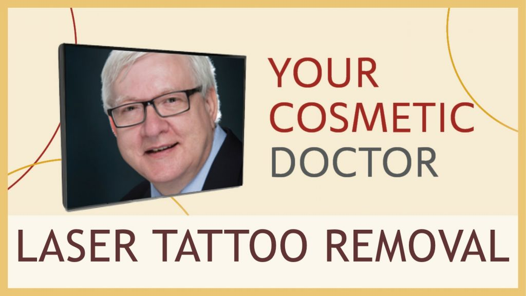 Laser tattoo removal with fotona laser by dr barry lycka for Tattoo removal columbus ohio cost